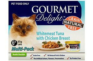 Whitemeat Tuna with Chicken Breast Multi-Pack